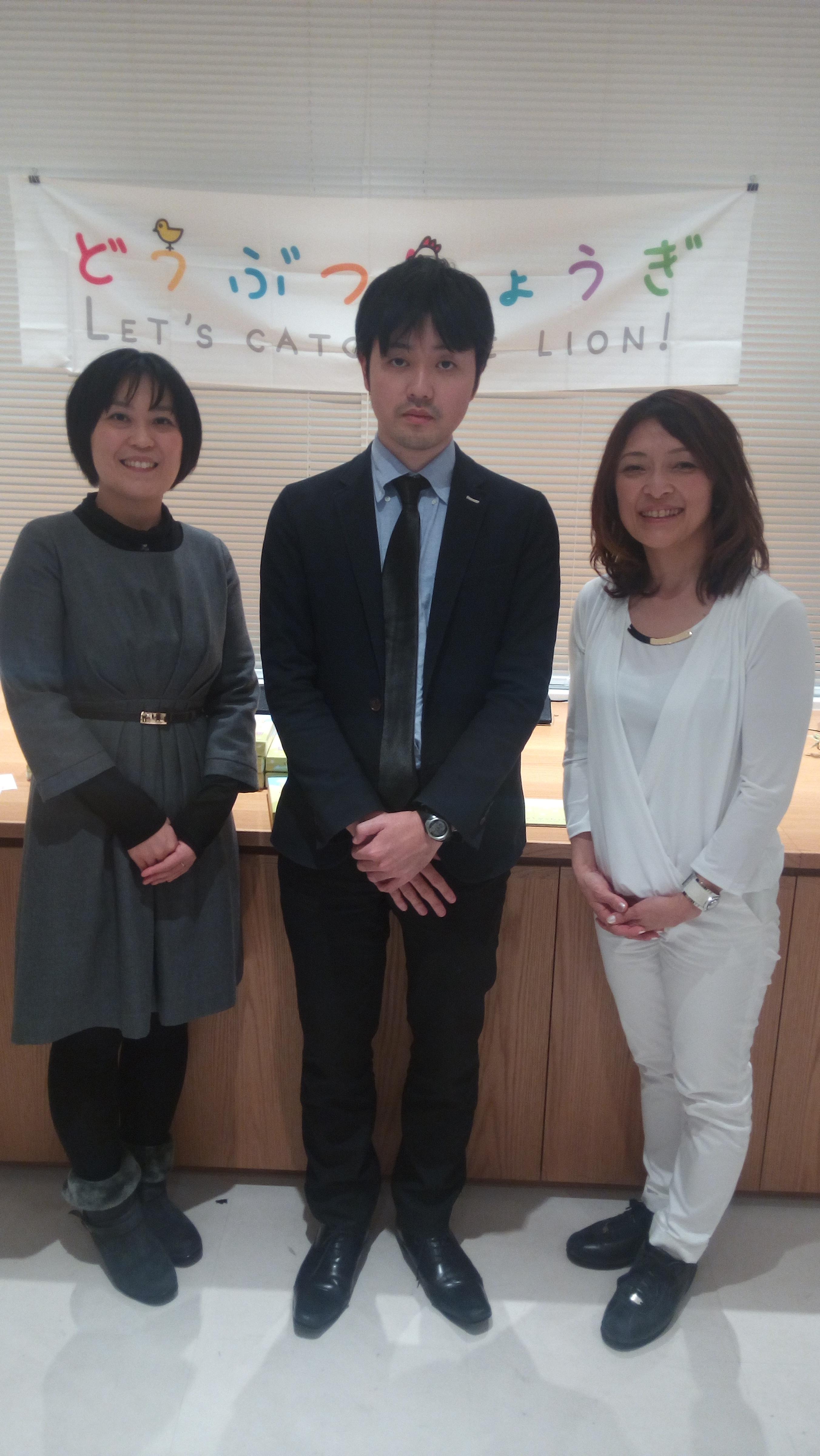 勝間さん、北尾さん、出席のイベントに出てきました