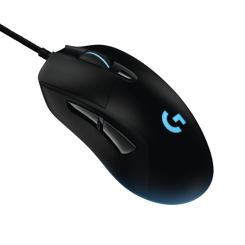 LOGICOOL ウルトラファースト FPS ゲーミングマウス G403を買ったよ
