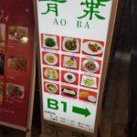東京歌舞伎町の上海小吃で臭豆腐を食べてきた