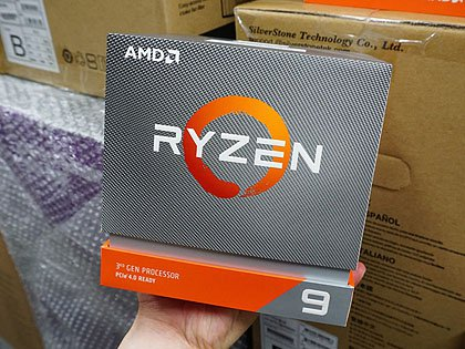 Ryzen 9 3900Xなど,第3世代Ryzenのベンチマークを載せる